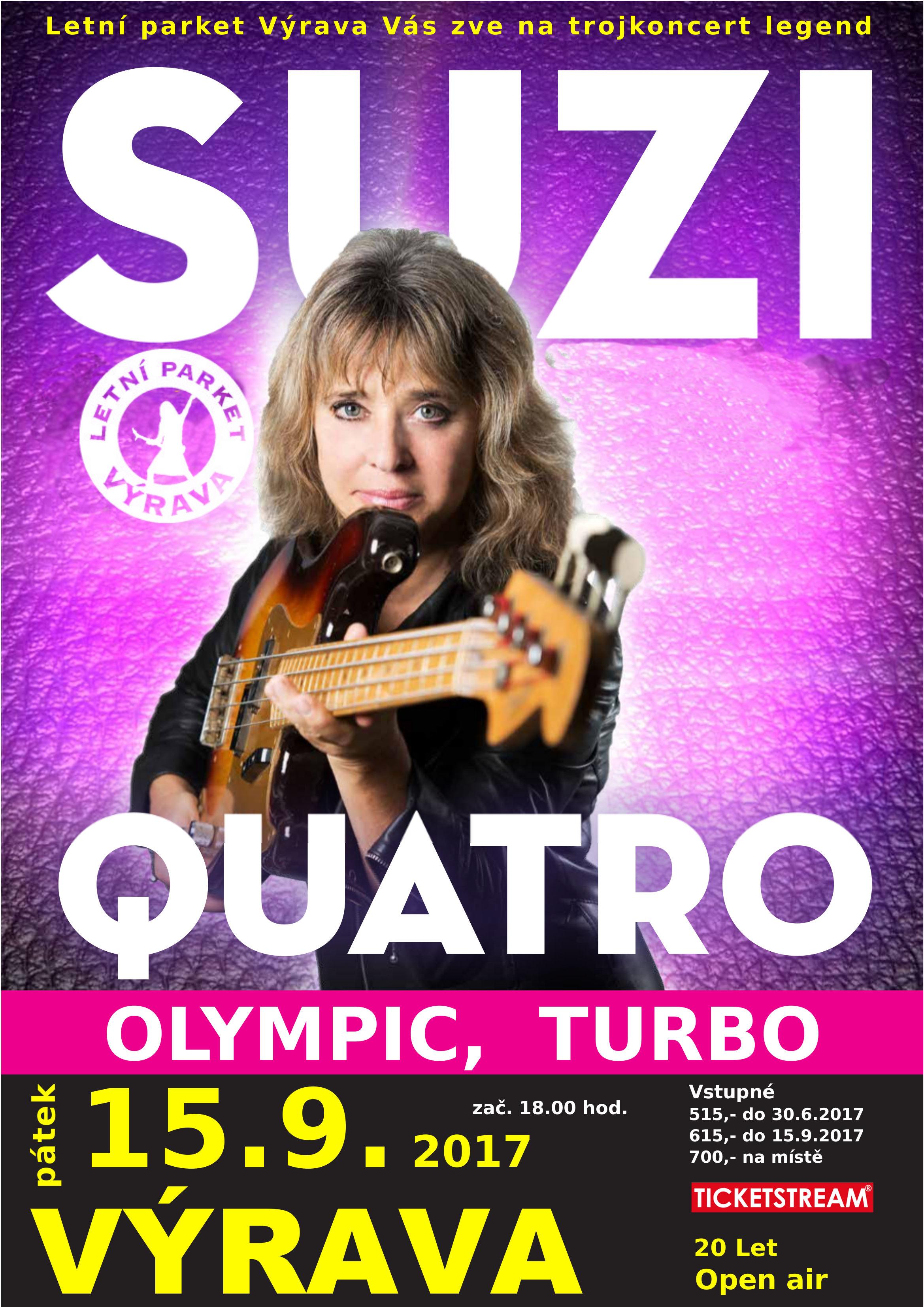 Suzi Quatro v září kousek od Hradce SQ17_DRAFT_E-5